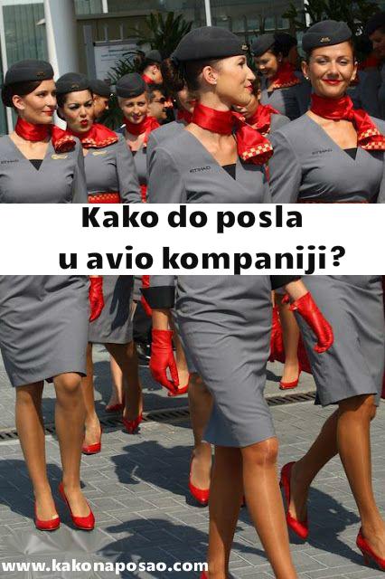 cabin crew srbija avio kompanija kako na posao