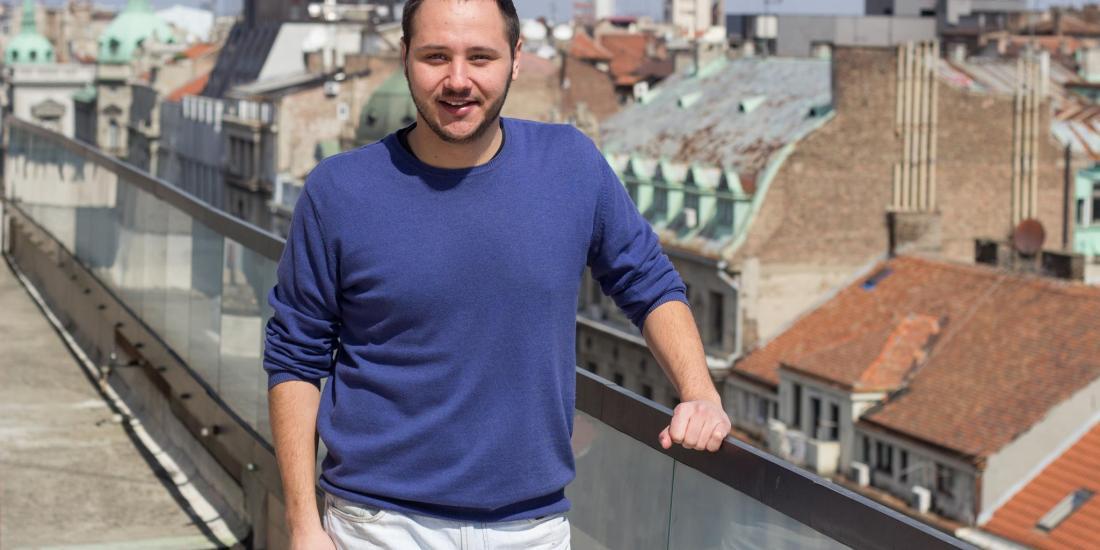 Milos Petrovic intervju Kako na posao